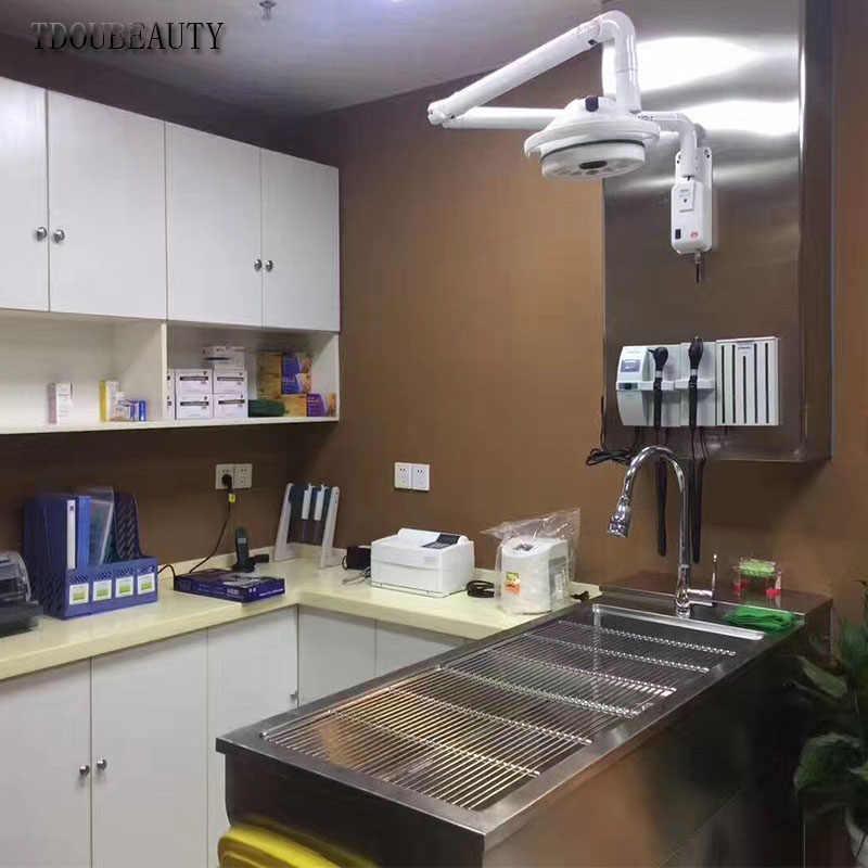 2020 Mới Tdoubeauty 36W Treo Đèn Led Phẫu Thuật Kỳ Thi Đèn Shadowless Đèn Thú Cưng Phẫu Thuật Nha Khoa Sở KD-2012D-1 Miễn Phí Vận Chuyển