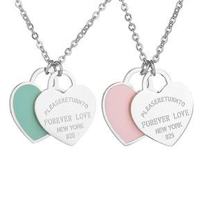 Trendy Heart Necklace&Pendant