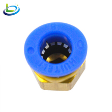 цены Spraying machine plant protection UAV Pneumatic trachea Quick connector Thread Through PC8-01 Quick nozzle