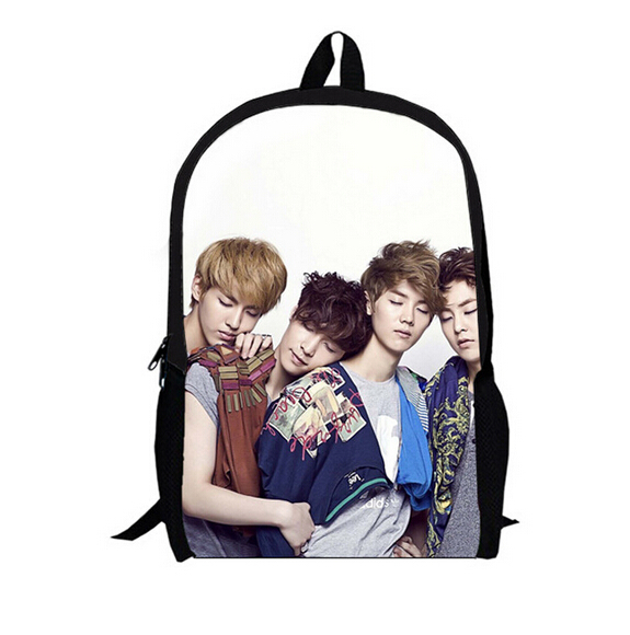 Aliexpress.com : Buy Kpop EXO M Backpack 2017 New fashion Trendy ...