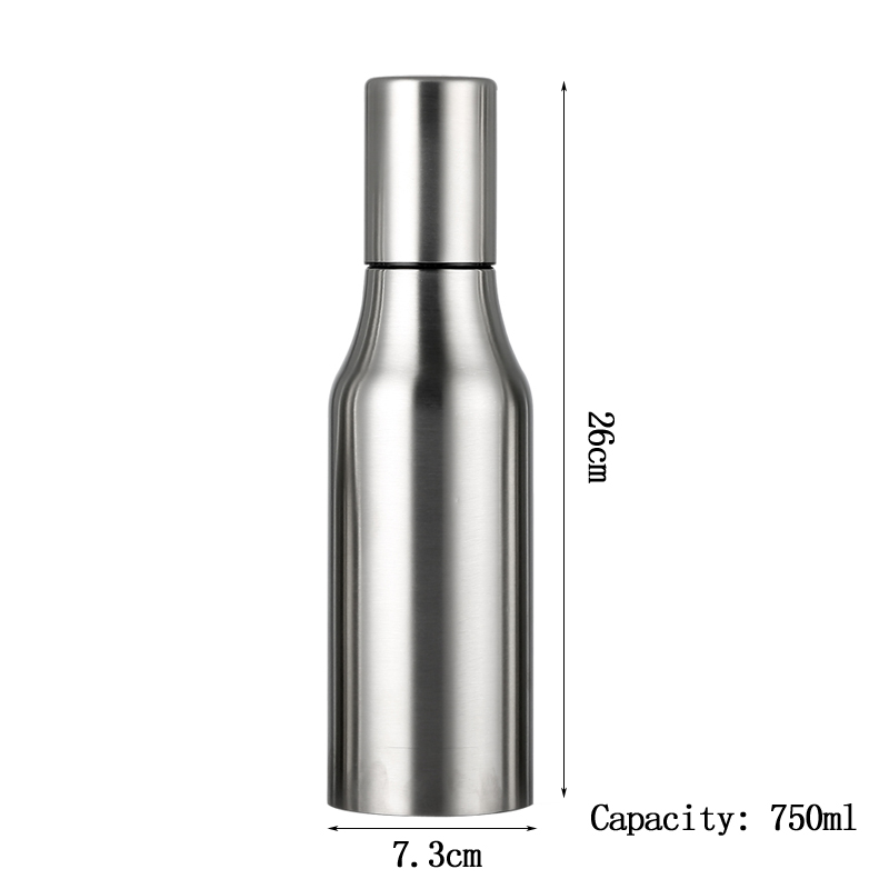 ... 750ml Olive Oil Dispenser Drizzler Bottles Pot Container Cooking Pastry  Tools Kitchen Dining Bar Accessories Supplies ...