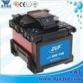 Multi Language Fiber Optic Fusion Splicer Fiber Optic Fusion Machine Optical Fiber Cleaver Fiber Optic FTTH Tool Kit DVP-740