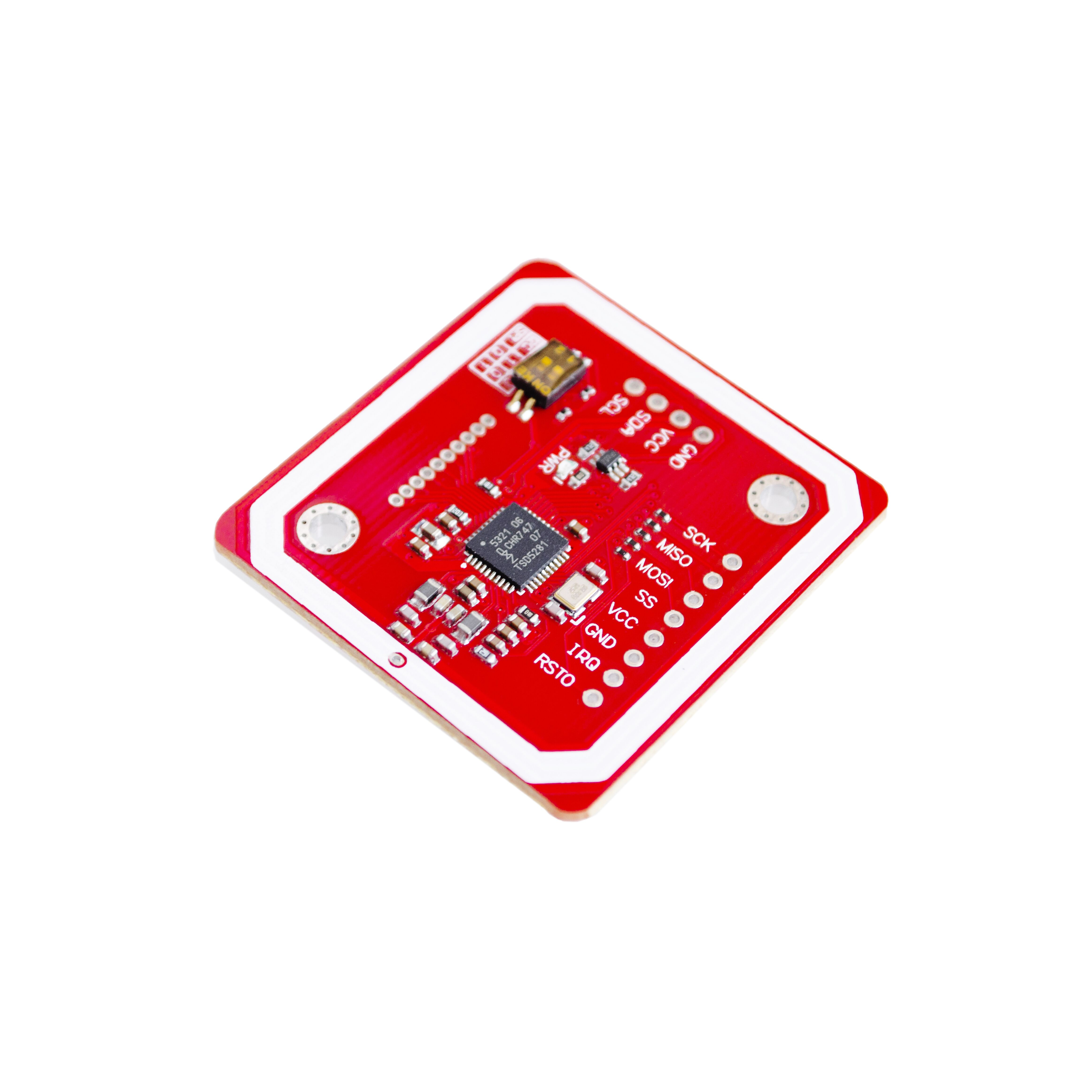 Image 2 - 10SETS/LOT PN532 NFC RFID module V3, NFC with Android phone extension of RFID provide Schematic and library-in Integrated Circuits from Electronic Components & Supplies