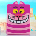 3D Cartoon Monsters University Tigger Sulley Cheshire Cat Soft Silicon Fundas Case Cover For iPad 2 3 4 5 6 Air 1 2 Mini 4 3 2 1