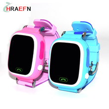 Smart baby watch F523 Children smartwatch montre connecter IOS iphone Android phone Support GSM 2G SIM card GPS positioning sos