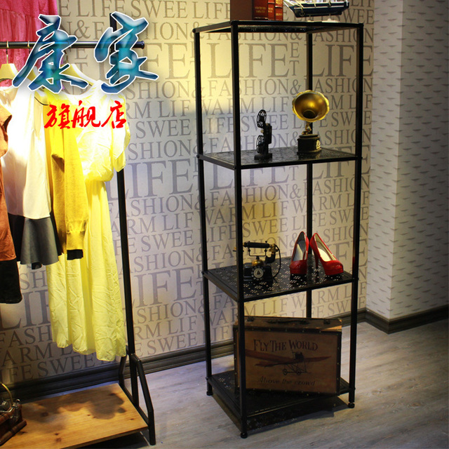 Stands Bags Clothing Window Display Multi Ornaments Decorative Frame Dormitory Zhiwu