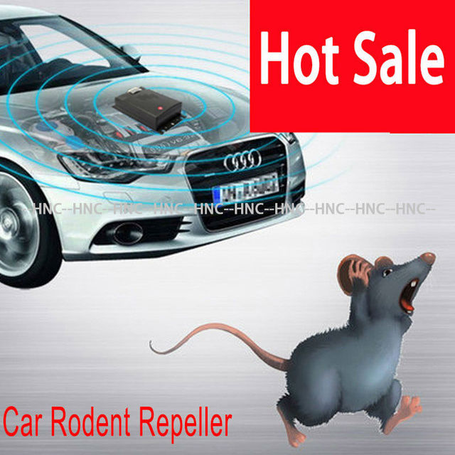 Vehicle Car Ultrasonic Rodent Repeller Mole Mice Repeller Repellent ...