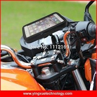 New-Arrival-Scooter-Motorcycle-Bar-Mount-Phone-Holder-Water-Resistance-Case-for-iPhone-6-Plus-Xiaomi