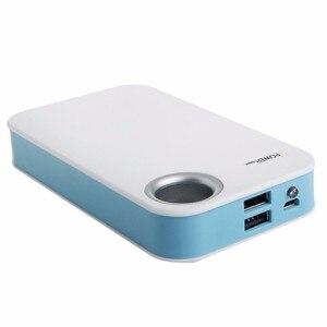 Image 5 - 1Pc Diy Usb Mobiele Power Bank Lader Case Pack 5*18650 Batterij Houder Voor Telefoon
