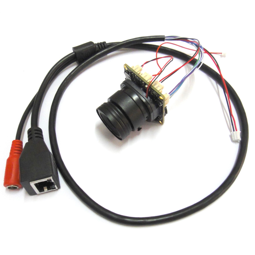 HD IP Camera Module 720P 1.0MP CCTV IPC board PCB Mainboard 1mp Hi3518E ONVIF Hisilicon, 3mp CS lens hd 1 3mp ip camera module 960p cctv pcb main board irc onvif h 264 hisilicon 3 6mm 3mp lens ir cut