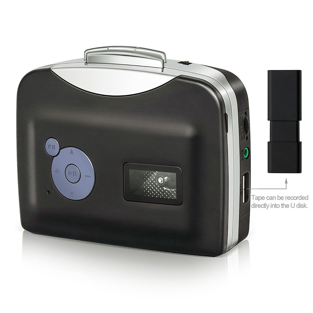 Heim-audio & Video Tragbare Usb Kassette Zu Mp3 Converter Capture Audio Musik-player Konvertieren Auf Band Zu Usb-disc Computer Laptop Jlrl88 Vertrieb Von QualitäTssicherung