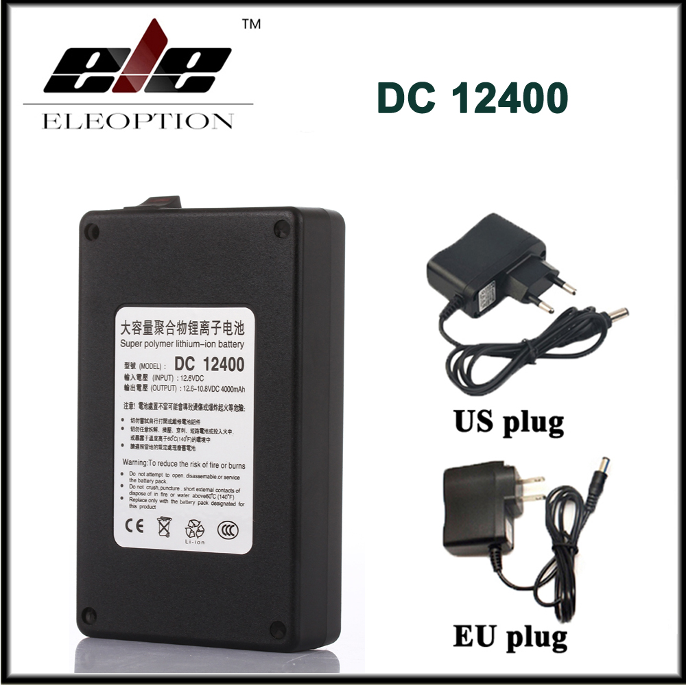 DC12V Power Supply Adapter with 8 Port Splitter Cable CCTV Security Camera JH
