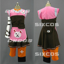 New Arrival Custom Made Borderlands 2 Tiny Tina Cosplay Costume Halloween