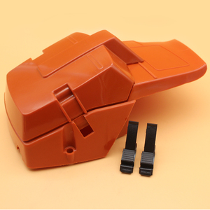 Image 2 - Top Engine Cylinder Shroud & Air Filter Cover Clips For HUSQVARNA 365 362 371 372 Chainsaw Spare Parts