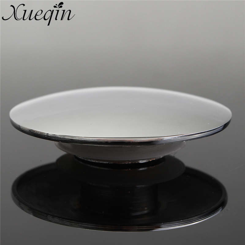 Bathroom Basin Sink <font><b>Drain</b></font> Filter 66mm Zinc Alloy Push Down Pop Up Button For Kitchen Strainer Bathtub Floor <font><b>Drain</b></font> <font><b>Hair</b></font> <font><b>Stopper</b></font>