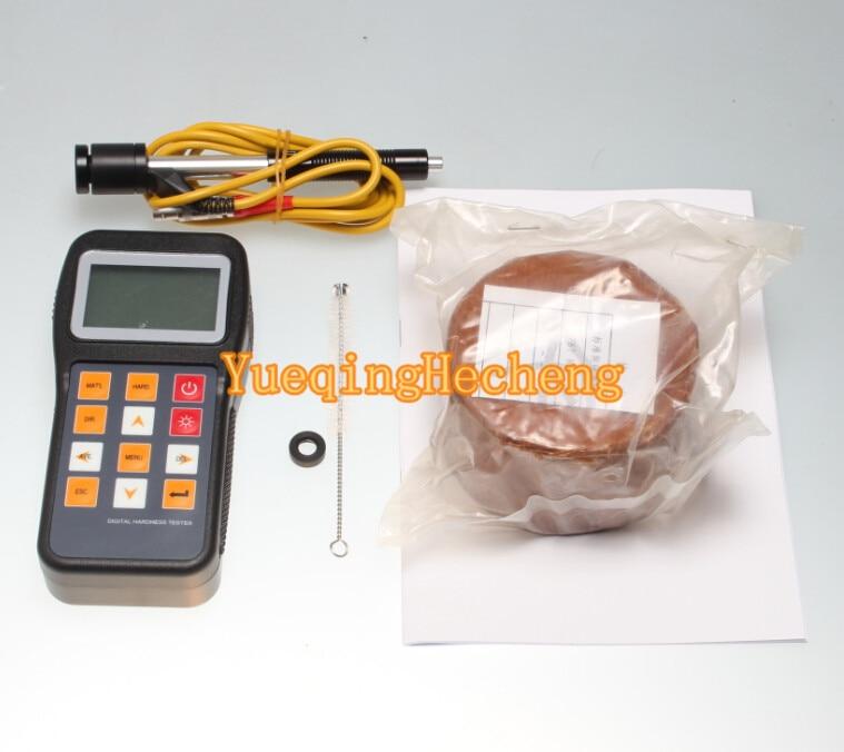 YHT-100 Rebound Leeb Hardness Tester Meter D Impact Device for Metal Steel