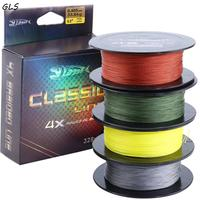 300M PE Braided Fishing Line Multifilament 4 Stands Carp Fishing Lines For Sea Fishing