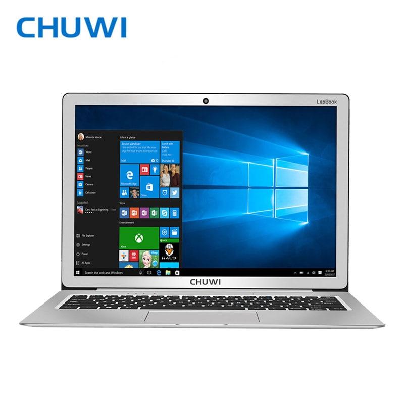 Оригинальный Chuwi Lapbook 12.3 дюймов ноутбук Intel Apollo Lake n3450 windows10 4 ядра 6 ГБ Оперативная память 64 ГБ Встроенная память 2 К экран M.2 SSD Порты
