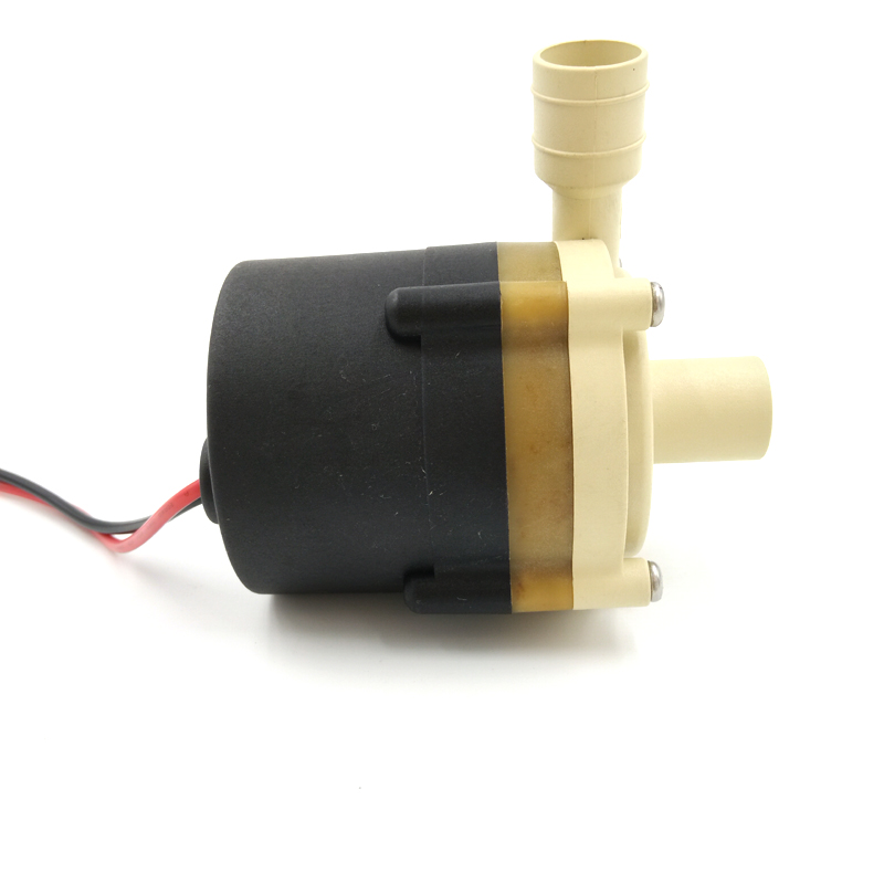 free shipping Brushless DC pump 18PSI 55W for industry chiller CW5200 CW5202 brushless dc pump p2450 24v voltage 50w watt 13 min 18psi for s