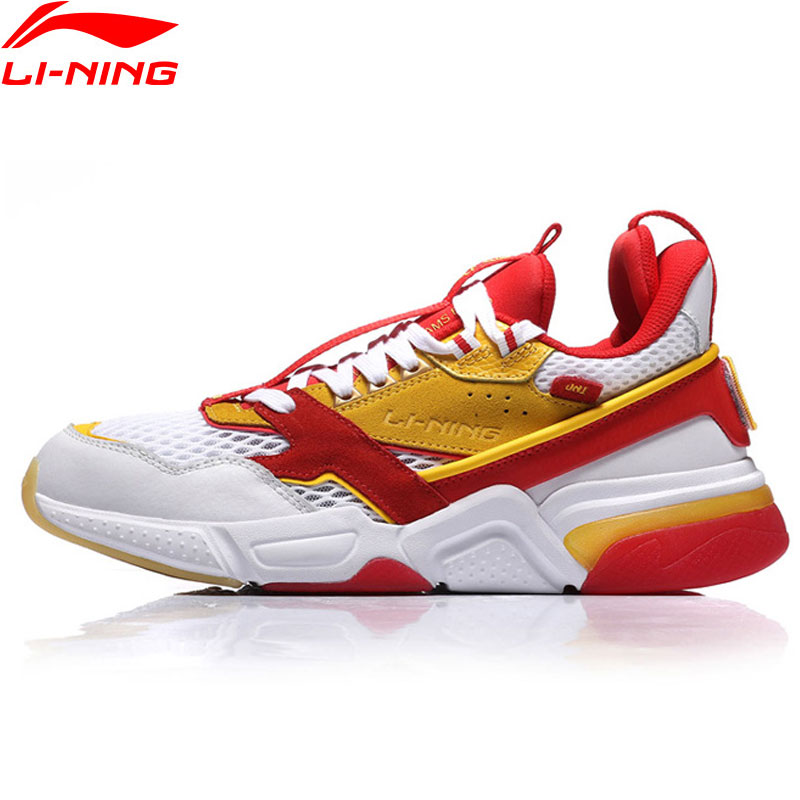 Li-Ning PFW Men 001 R-I The Trend Lifestyle Shoes Wearble LiNing Sport Shoes Comfort Sneakers AGLN227 YXB199Li-Ning PFW Men 001 R-I The Trend Lifestyle Shoes Wearble LiNing Sport Shoes Comfort Sneakers AGLN227 YXB199