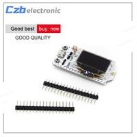 868MHz 915MHz SX1276 ESP32 LoRa 0 96 Inch Blue OLED Display Bluetooth WIFI Lora Kit Module
