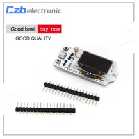 868MHz 915MHz SX1276 ESP32 LoRa 0 96 Inch Blue OLED Display Bluetooth WIFI Lora Kit Module