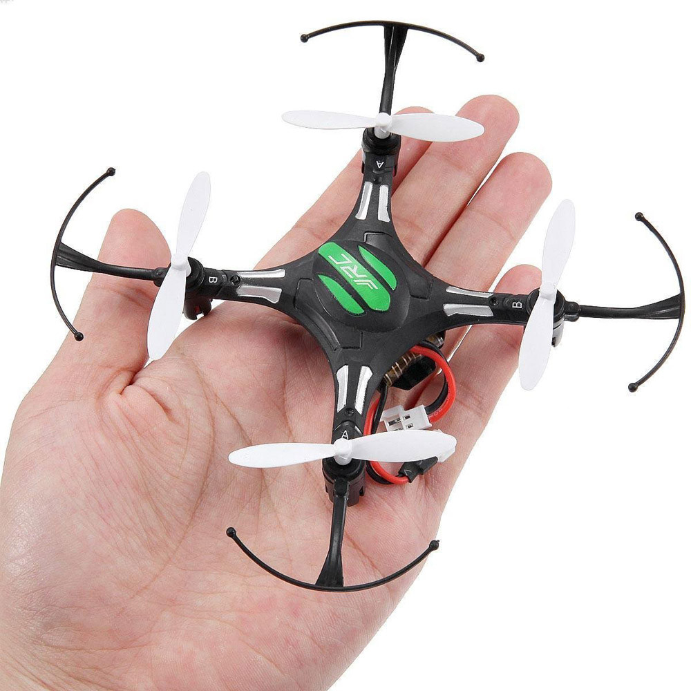 JJRC helicopter rc H8 Mini 2.4G 4CH 6 Axis RTF RC Quadcopter Led Lights CF Mode OCT12HY