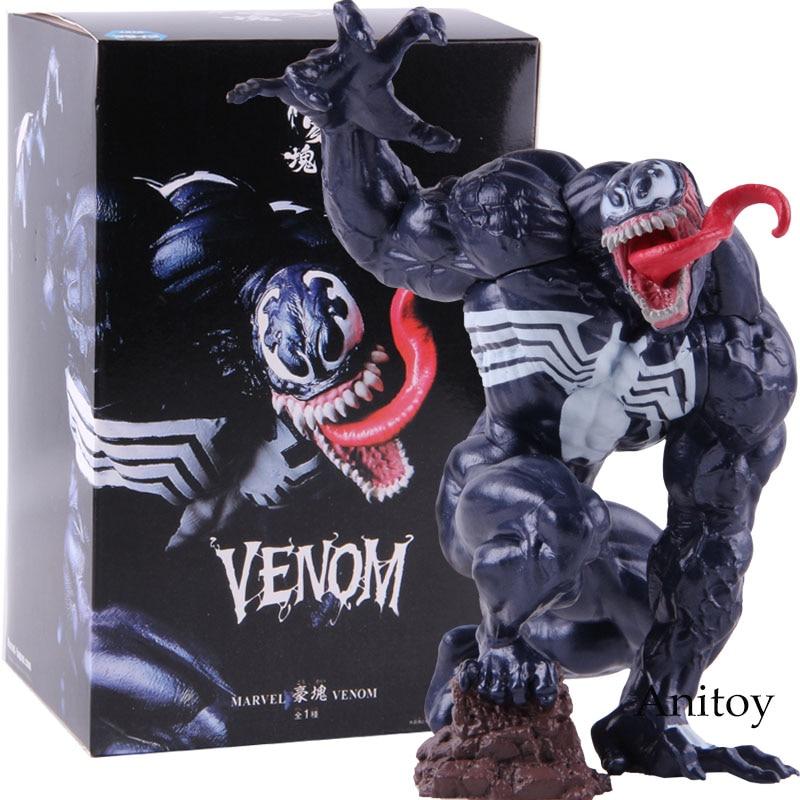 Goukai Marvel Venom Action Figure PVC Collectible Model Toy