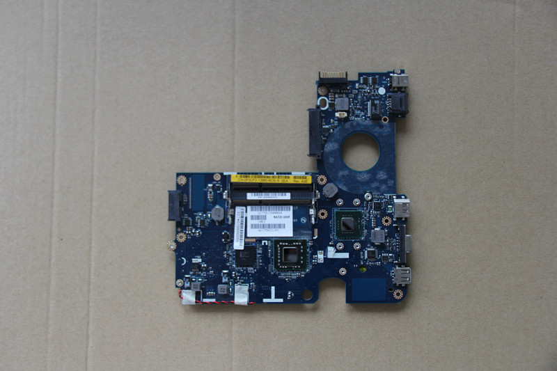 CN-0P3CF2 0P3CF2 P3CF2 For DELL Inspiron 1370 I1370 Laptop motherboard NAT20 LA-5541P with CPU Onboard DDR3 fully tested nokotion brand new cn 0y3pxh 0y3pxh laptop motherboard for inspiron 15 3531 zbw00 la b481p sr1w2 n3530 cpu onboard ddr3