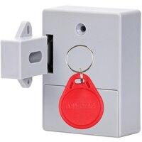 Digital Electronic RFID Card Invisible Hidden RFID Cabinet Lock Drawer Card Lock
