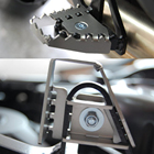 For BMW R1200GS Rear...