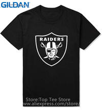 Cheap Mens Graphic T Shirts  Company Raiders Famous Short Men Crew Neck Printed Tee