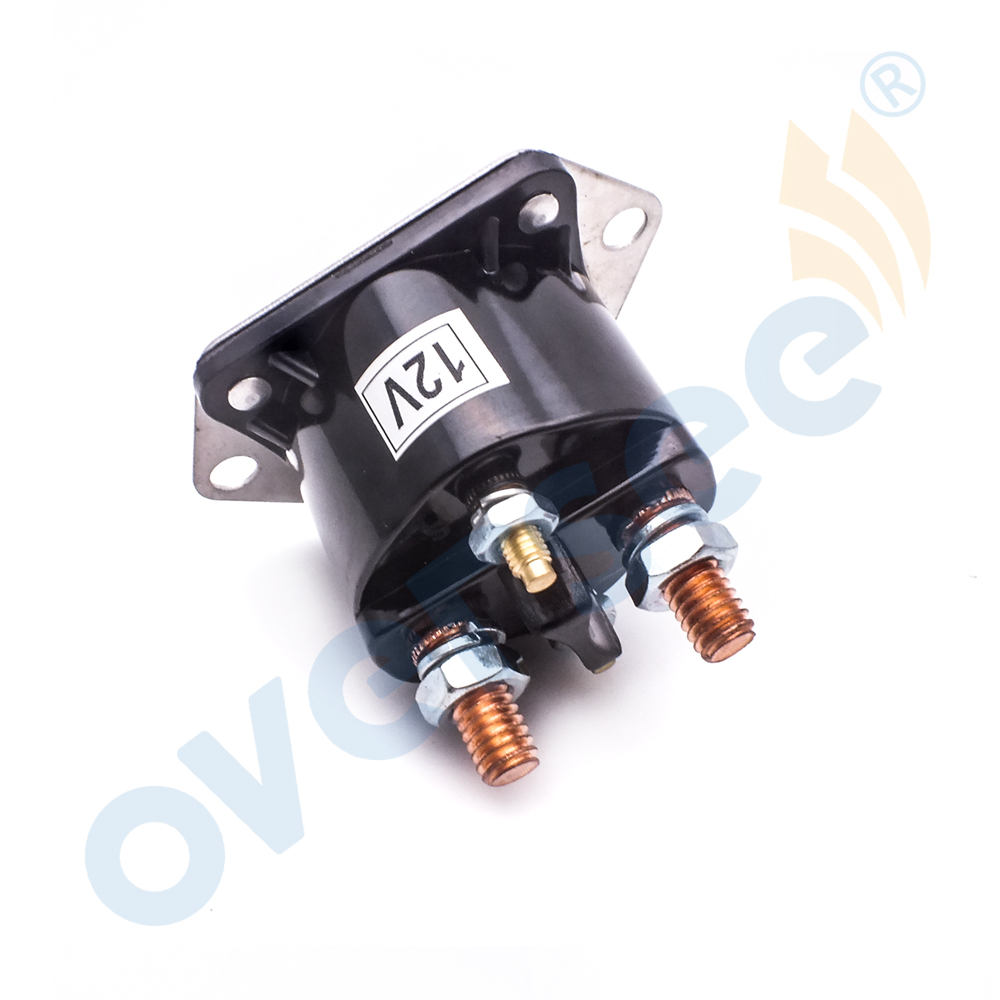 12V Solenoid for Mercury Marine 89-68258 8968258A4 8968258 89-68258A4 67-710