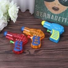 1 шт. игра водяной пистолет игрушки Спорт на открытом воздухе ванна бассейн водяной пистолет игрушки