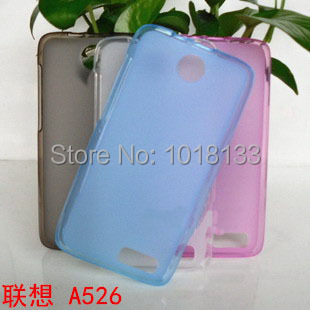 Lenovo A526 Pudding Case Soft Gift Screen Protector - Mobile Phone Accessories Home store