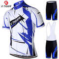 X-tiger Summer Pro Ciclismo Jersey Set Racing Bicycle Clothing hombre Maillot Ropa Ciclismo MTB Ciclismo Ropa deportiva Set