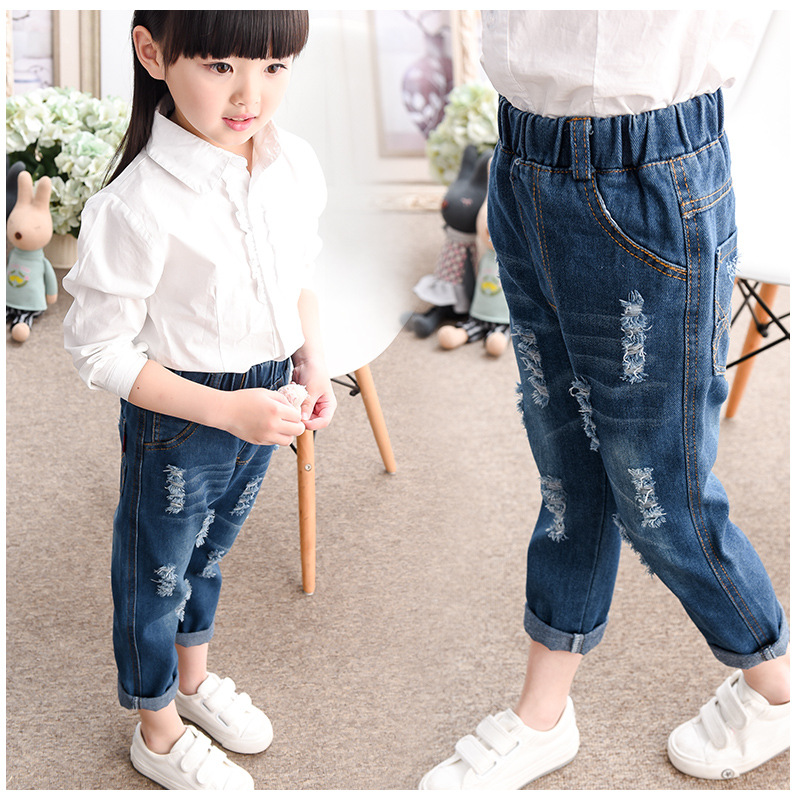 Online Get Cheap 5t Girls Jeans -Aliexpress.com  Alibaba Group