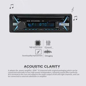 Image 3 - 12 V Bluetooth MP3 Çalar Kablosuz Alıcı Araç Mp3 Dekoder Kurulu Araba FM Radyo Modülü TF USB 3.5mm AUX ses Adaptörü Araç Kiti
