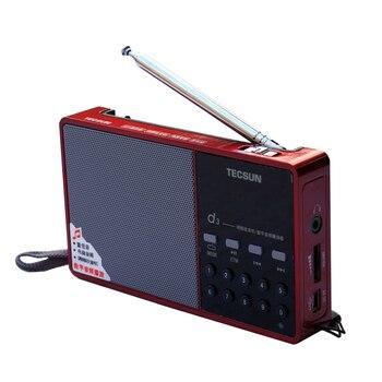 FРадиоприемник TECSUN D3, FM, MP3 3
