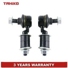2 pcs estabilizador ligação Influência ligação Barra Estabilizadora para Nissan Terrano II R20 Ford Maverick UDS, UNS 2.4i, 54618-0F000