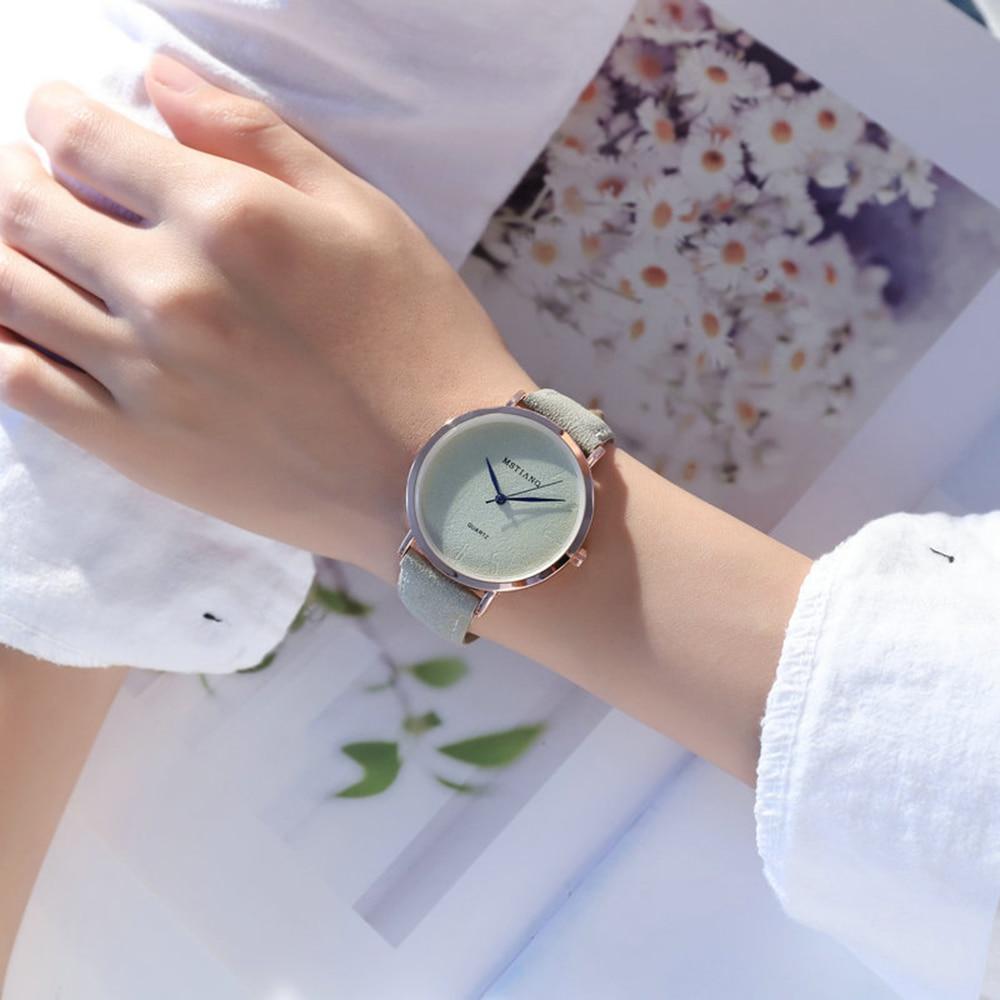 Women Watches 2018 Simple Style Luxury Fashion Wristwatches Brand Women's Casual Watch Ladies Quartz Watch Bayan Kol Saati