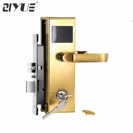 Electronic Smart Digital  Hotel Safe Lock Card Key for Motor inn Hotel Door Lock System for hotel inn  ET100RF