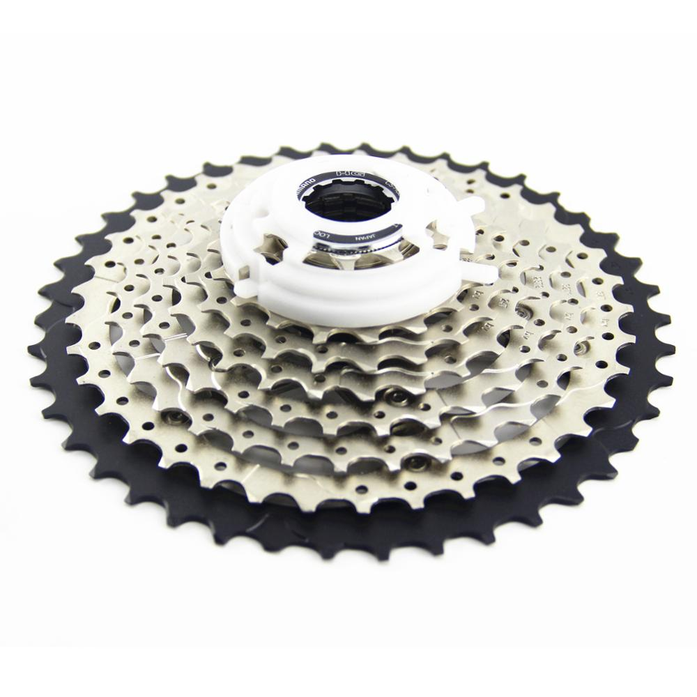Image 5 - SHIMANO DEORE M6000 CS HG500 10 Mountain Bike flywheel MTB HG500 10 CASSETTE SPROCKET 11 42T 11 36T 11 34T 10 Speed HG50 10-in Bicycle Freewheel from Sports & Entertainment