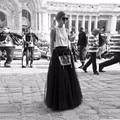 2016 Long Black Tulle Tutu Saias Saia Longa Para As Mulheres do Sexo Feminino Preto Azul Royal Fushia Borgonha Saia Maxi Custom Made