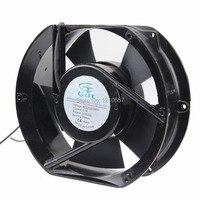 5PCS Lot GDT AC 220V 240V 2 Wire Cooler 15cm 15050S 150x150x50mm Motor Cooling Fan