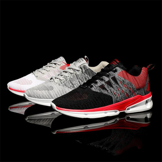 35a37eba6fad 2019 Spring And Autumn Classic New Men S Shoes Low-Cut Casual Flyweather  Men S Fashion Low To Help Fashion Men Casual Shoes