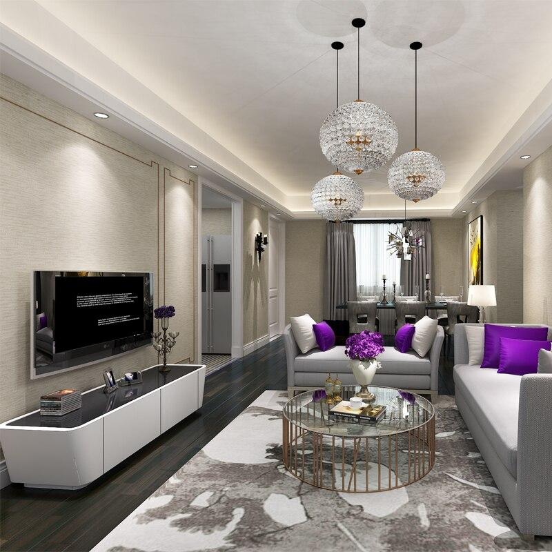 Hanmero Interior Home Design Simples Cor Pura Wallpaper 2017 Nova Lavável  Papel PVC Papel De Parede