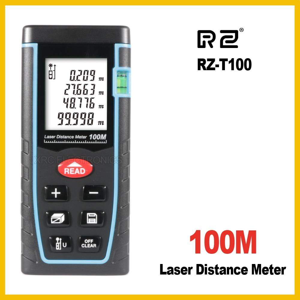 RZ 40m 60M 80M 100M laser range finder distance tape measure roulette meter measuring the trena rangefinder Electronic ruler
