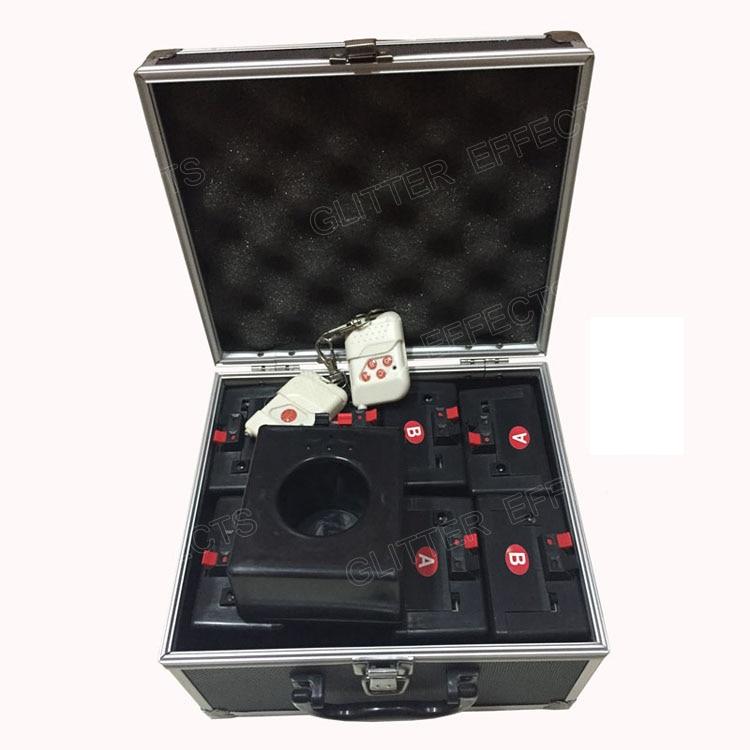 D08 télécommande sans fil 8 signaux récepteur stade équipement de mariage fontaine machine de base