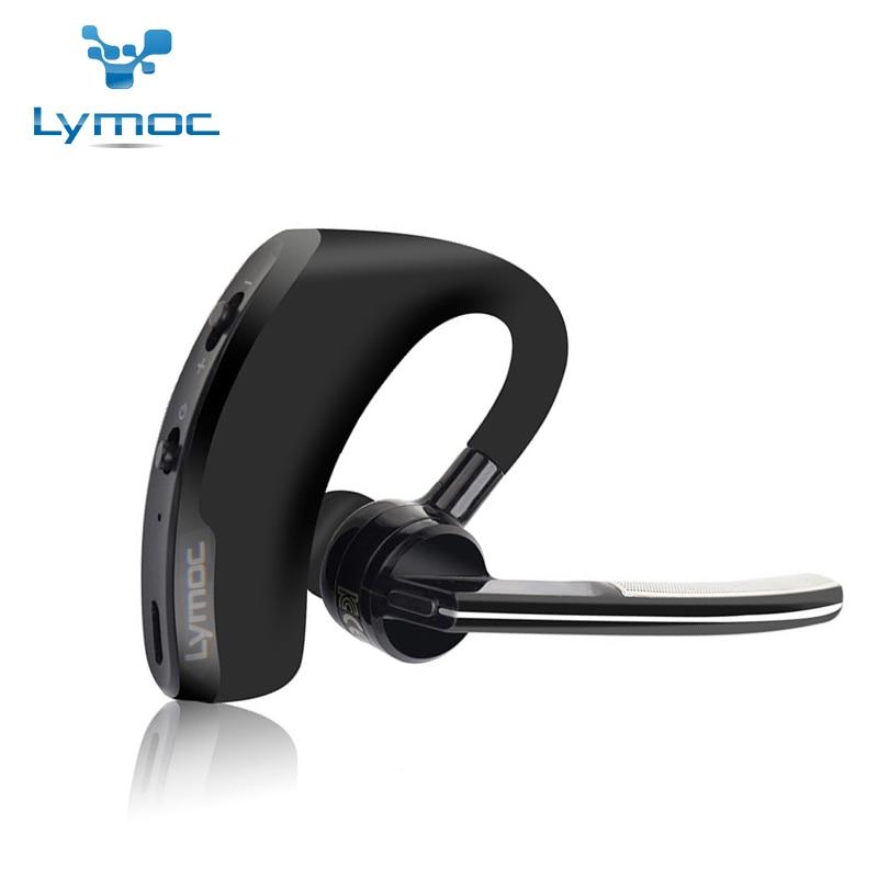 bilder für LYMOC Bluetooth Kopfhörer Legende V8 Stereo Bluetooth Headset V4.0 Doppelspur Freisprecheinrichtung Kopfhörer Mic HIFI Anruf Erinnern Musik